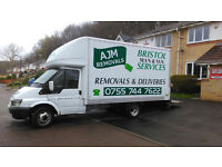Moving House?Fully insured & Professional Removal Services/Bristol Man& Luton van for Hire