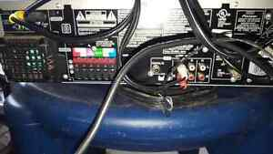 Pioneer multi DVD and home theatre system