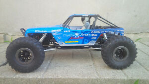 new axial wraith , modded and super clean....rc scx10 Kitchener / Waterloo Kitchener Area image 10
