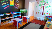 PART TIME / Montessori Home Daycare/River Heights Area