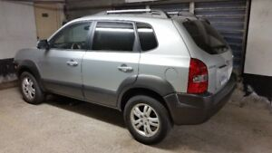 2006 Hyundai Tucson, One Owner and Low Mileage