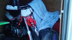 Motocross Apollo rfz140cc