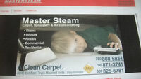 Mastersteam Professional Carpet Cleaning Ltd.