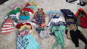 6 to 12 month baby clothes
