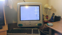 Old Imac Great Condition.