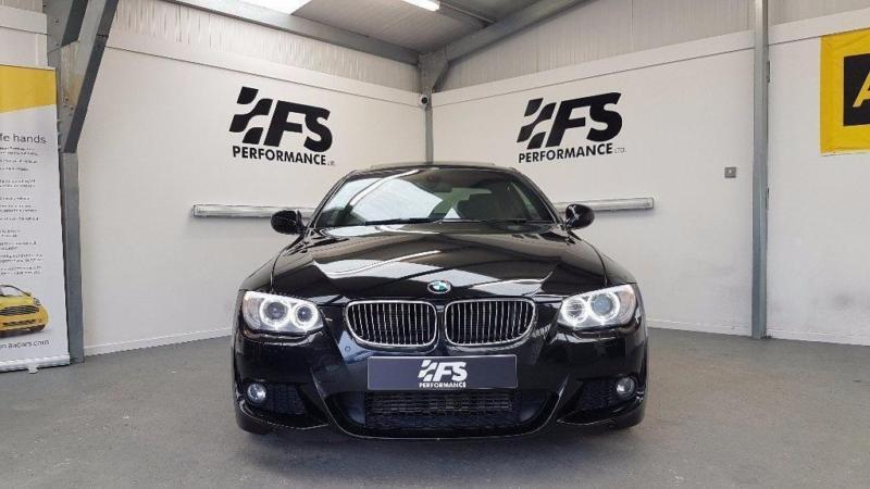 2011 BMW 3 Series 3.0 330d M Sport 2dr