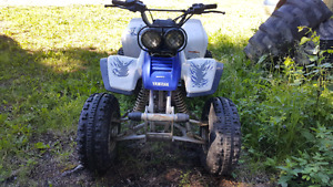 Yamaha 350 warrior 4stroke