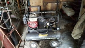 AIR  COMPRESSER E/W GAS MOTOR