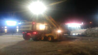 commercial snow removal