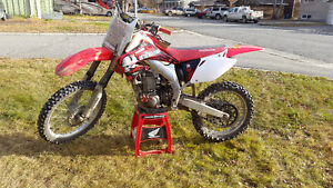 ***2004 crf450r for sale!!!***