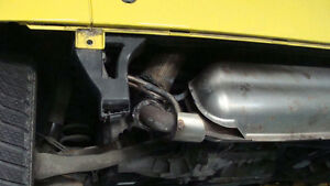 2008 smart fortwo Exhaust Flex Pipe-$300
