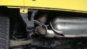 2008 smart fortwo Exhaust Flex Pipe-$400,Stainless-$450