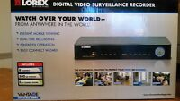 LOREX SECURITY SYSTEMS - HD DVRs and Cameras