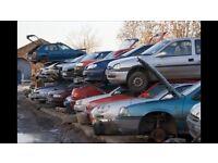 SCRAP CARS VANS WANTED FOR SCRAP BEST PRICE PAID CASH