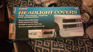 Head light covers