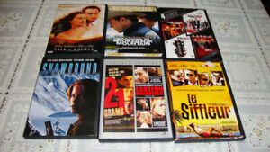 VHS, CD et DVD