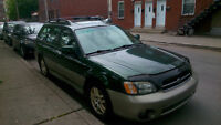 2000 Subaru Outback limited Wagon Only 144000 kms