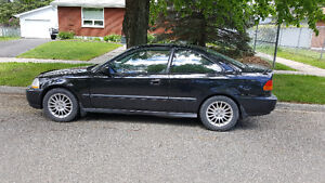 1997 Honda Civic SI Coupe (2 door)