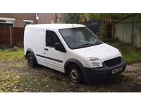 Ford transit connect 2010 spare or repairs