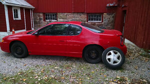 2002 Chevrolet Monte Carlo SS Coupe (2 door)