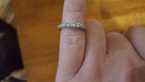 Beautiful Engagement Ring Kitchener / Waterloo Kitchener Area image 5