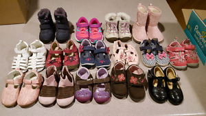 Toddler girl shoes sizes 5-6