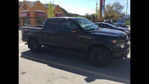 2013 Black F-150 FX4 with appearance package