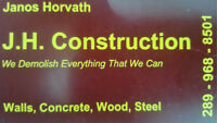 Demolition,Painting,Renovation,Finish carpentering,drywalling