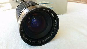 Vivitar 28-135mm F3.3-4.5 with 67mm Clear Filter London Ontario image 2