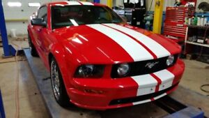 2005 Ford Mustang GT - Supercharged