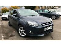 2013 Ford Focus 1.6 125 Zetec Powershift Automatic Petrol Hatchback