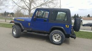 1994 Jeep Wrangler yj Other