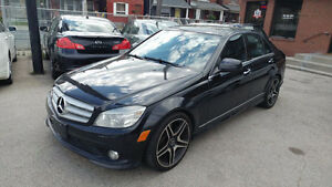 2008 Mercedes-Benz C-Class C350 4MATIC IN MINT CONDITION