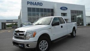 Ford F-150 4x4 Super Cab Long Bed XLT 2014