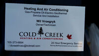 Cold Creek Heating and Air Conditioning