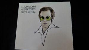Cd  Elton John, Jimi Hendrix, Alicia Keys