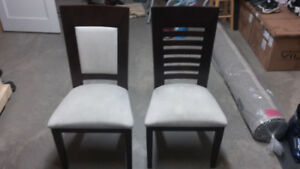 Ensemble de 6 chaises en bois Bermex