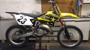 2002 suzuki rm 125