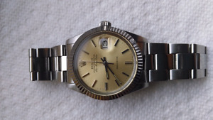 Men's Rolex Air King with date