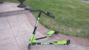 Kids green 3 wheeler for sale
