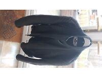 High Quality Heavy Leather Biker Jacket