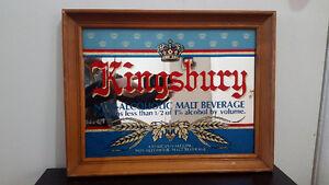 Mirroir  publicitaire kingsbury
