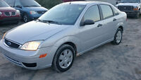 2006 Ford Focus Sedan $2995 As Is