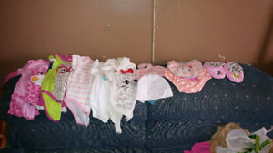 Used Assorted Baby Girl Clothing Lot!!
