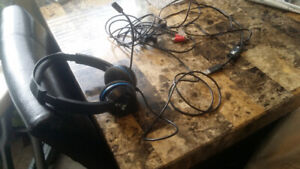 For sale Turtle beach wired headset for ps3.