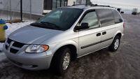 2005 Dodge Caravan Minivan, ONLY 160,000 KM, Mechanically Sound