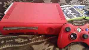 Resident Evil Red Edition Xbox 360 Bundle