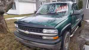 2000 Chevrolet Silverado 2500 for SALE!