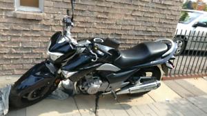 Suzuki GW250 (Black Betty) for sale
