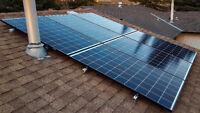 Booking for Spring 2018! Book your Solar Install today!